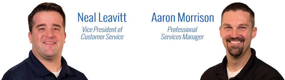 Meet the MVi Professional Services Management!